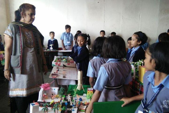 Angel High School-School Exhibition