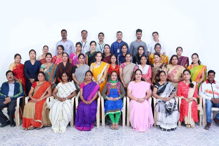 Angel High School-Staff