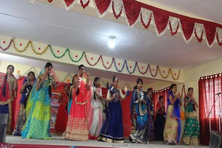 Angel High School-Traditional Dance