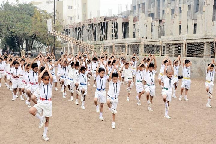 Angel High School-Yoga