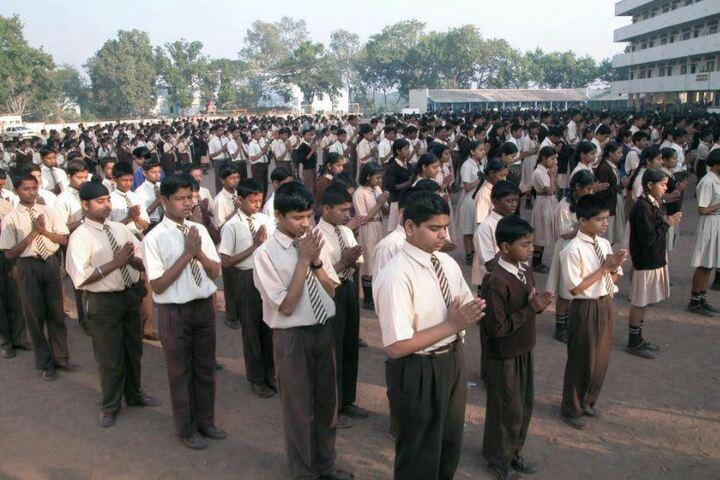 Agrasen High School-Assembly