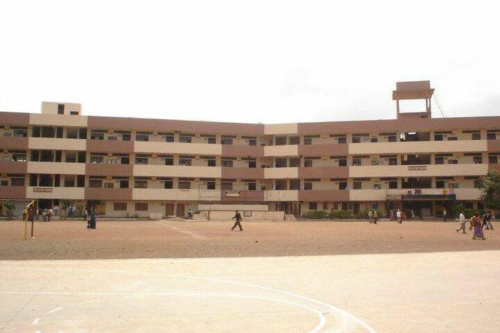 Agrasen High School- Campus View