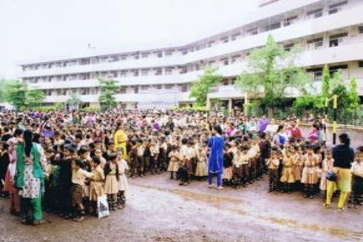 Agrasen High School-Students