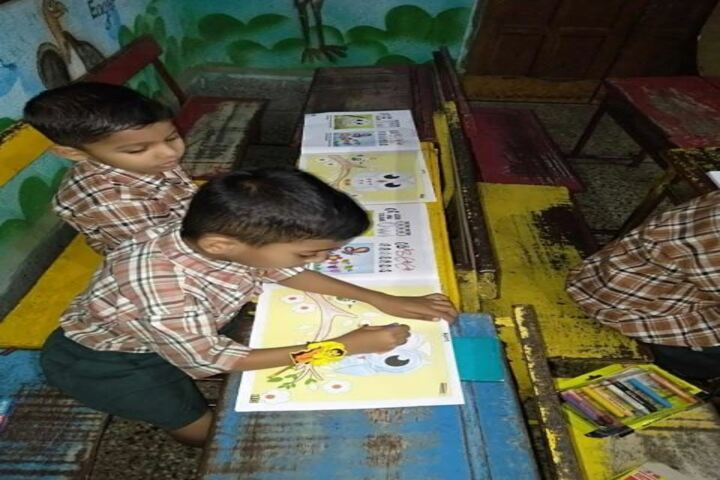 Don Bosco High School and Junior College-Drawing Activity