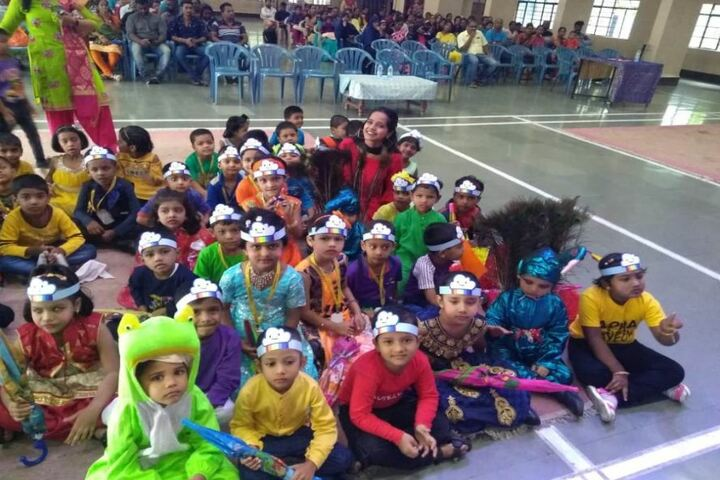 Don Bosco High School and Junior College-Fancy Dress Competition