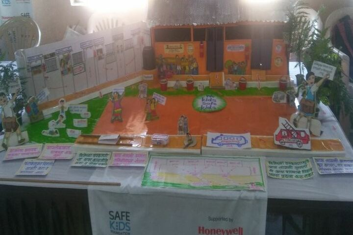 Don Bosco High School and Junior College-Science Exhibition