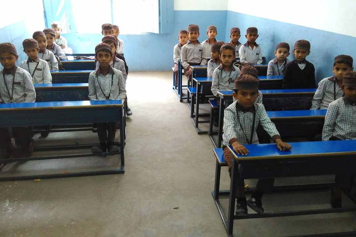 Iqra International School-Classroom