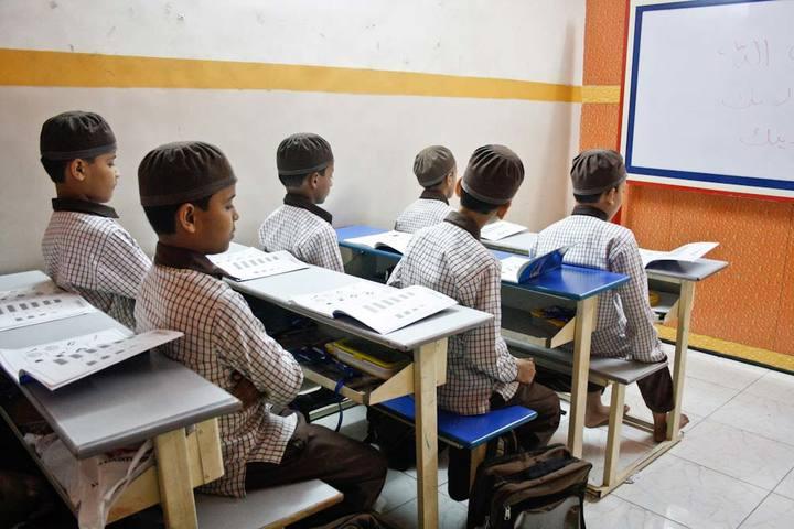 Iqra International School-Digital Classroom