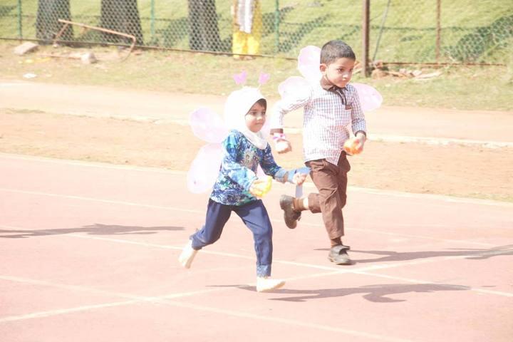 Iqra International School-Sports