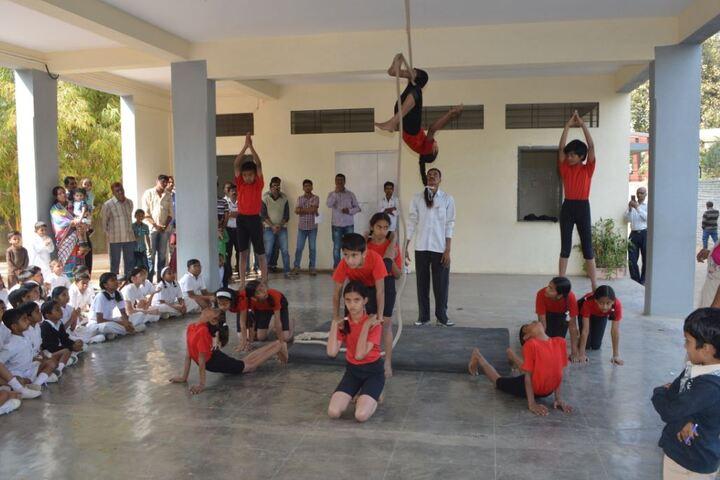 Christeria High school-Gymnastics