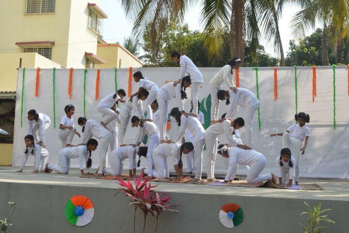 Abhishek Vidyalayam-Independence Day
