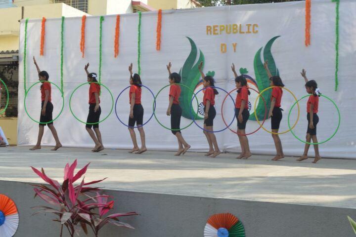 Abhishek Vidyalayam-Republic Day
