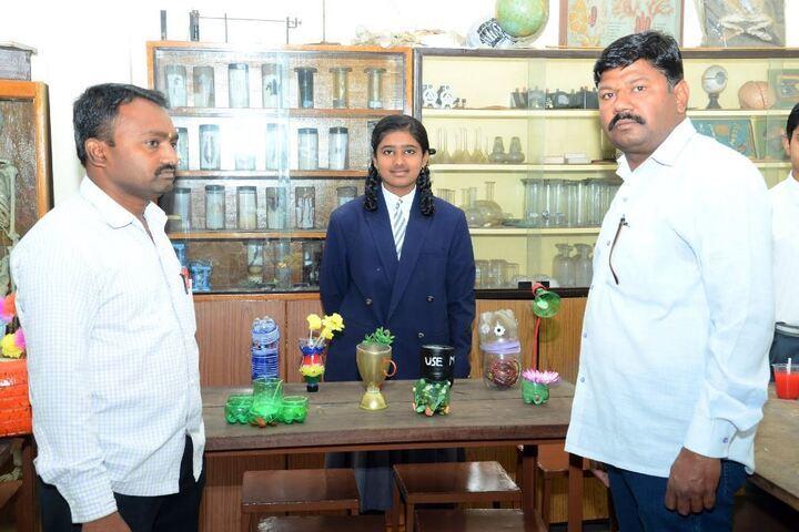 Abhishek Vidyalayam-School Exhibition