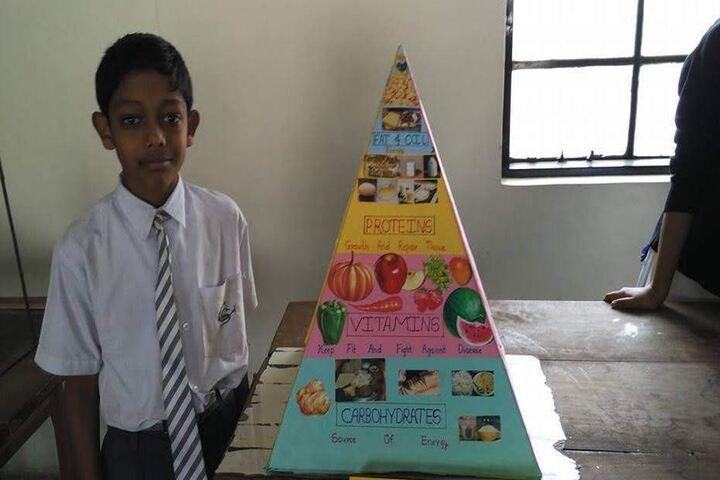 Abhishek Vidyalayam-Science Exhibition
