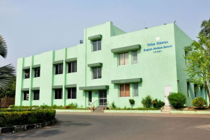 Vidya Niketan English Medium School-School Building