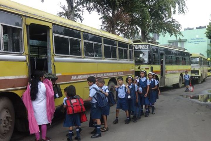 Vidya Niketan English Medium School-Transport
