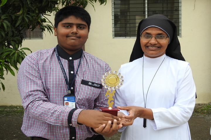 St Joseph s Bethany Convent School-Award