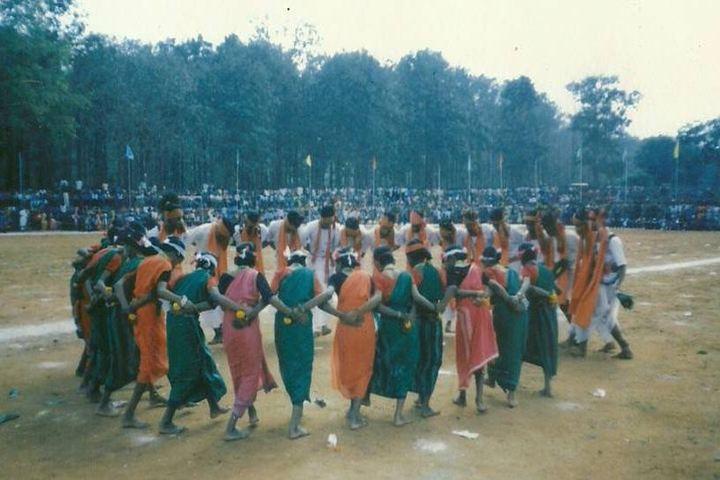 Government Model Higher Secondary School-Dance