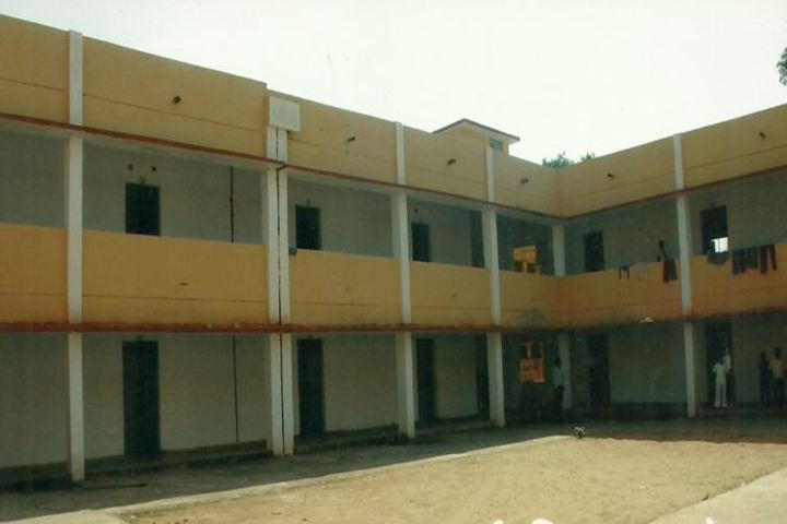 Government Model Higher Secondary School-Inner-Coridors-View