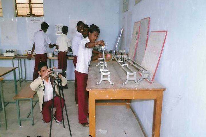 Government Model Higher Secondary School-Lab2