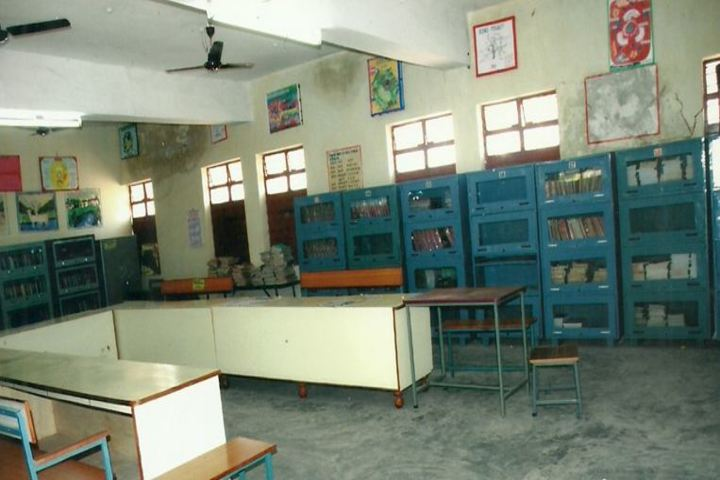 Government Model Higher Secondary School-Library1