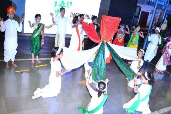 Beena English Medium School-Dance