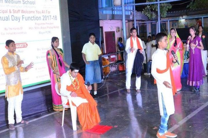 Beena English Medium School-Drama