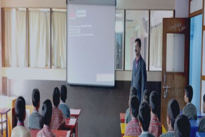 Nirmal Bethany High School and Junior College-Digital Classroom