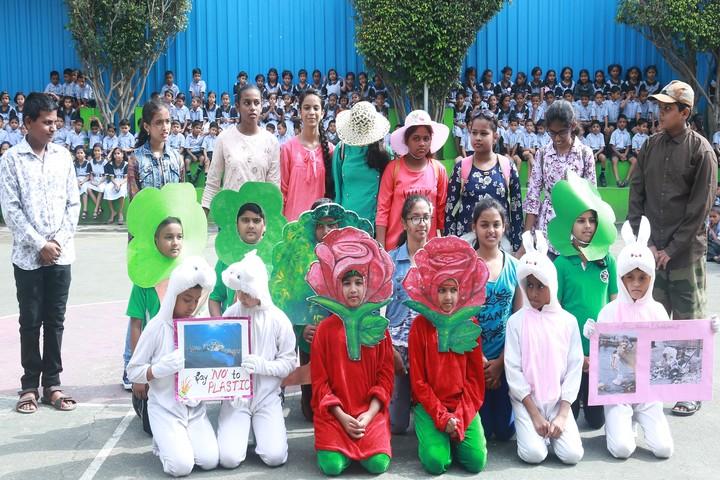 Nirmal Bethany High School and Junior College-Fancy Dress