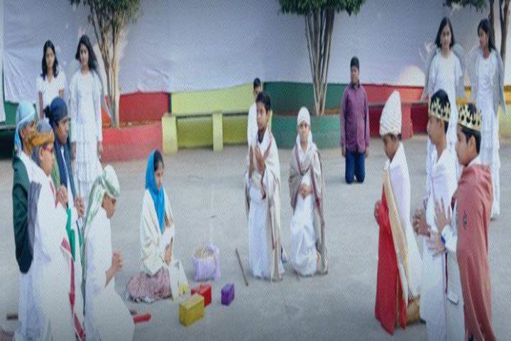 Nirmal Bethany High School and Junior College-Festival Celebrations