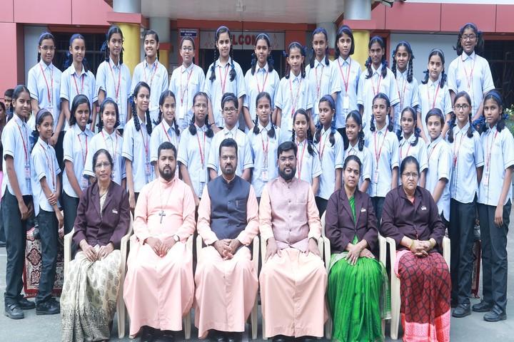 Nirmal Bethany High School and Junior College-Staff