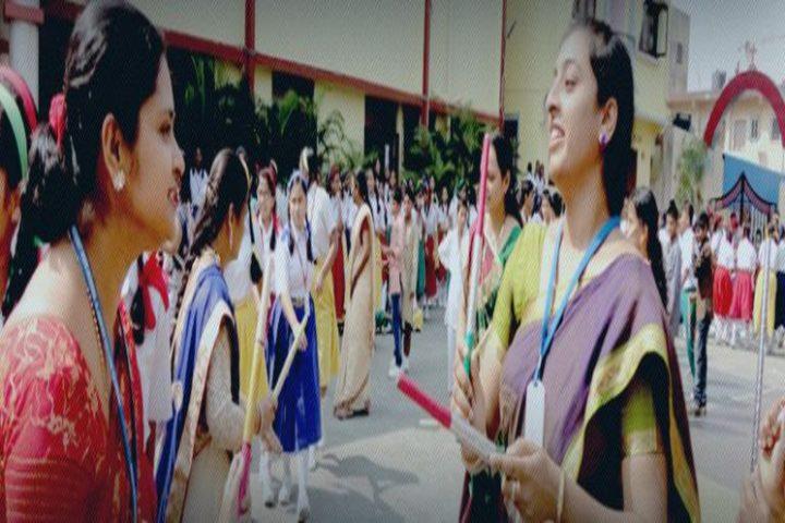 Nirmal Bethany High School and Junior College-Teachers Day