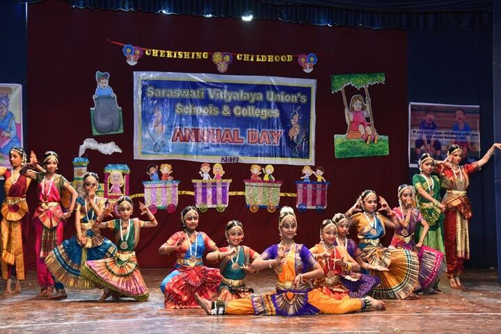Saraswati Vidyalaya Union-Annual Day