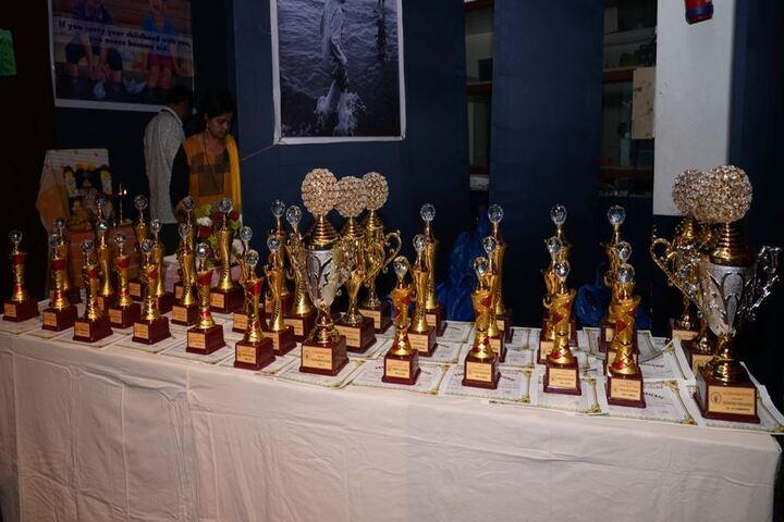 Saraswati Vidyalaya Union-Awards