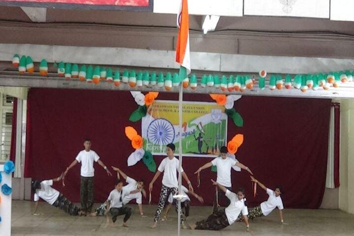 Saraswati Vidyalaya Union-Dance