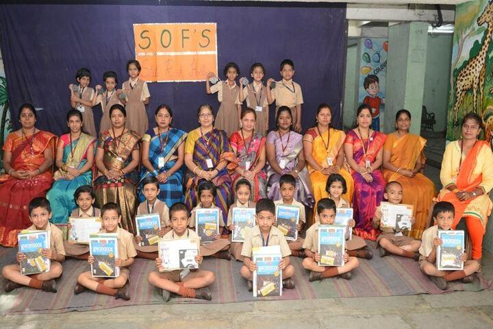 Saraswati Vidyalaya Union-Group Photo