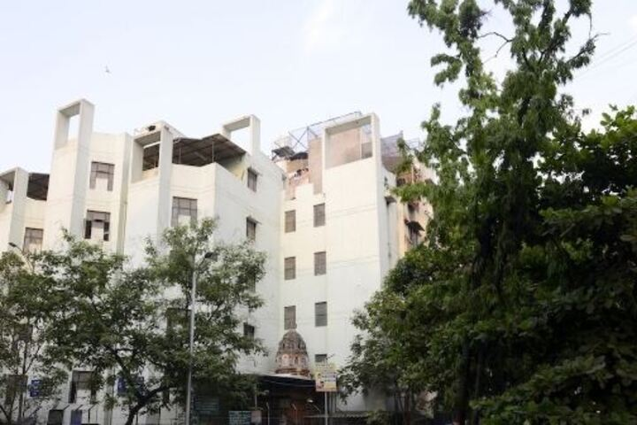 Saraswati Vidyalaya Union-School Building