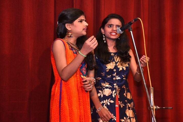 Saraswati Vidyalaya Union-Singing