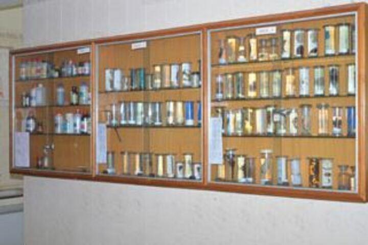 Shri Gopal High School And Junior College-Biology Lab