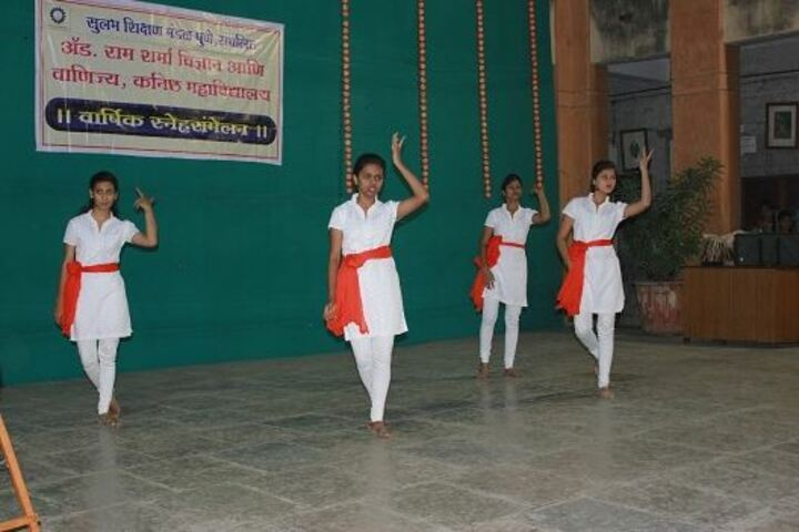 Shri Gopal High School And Junior College-Dance
