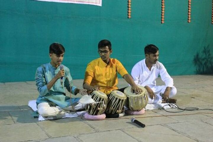 Shri Gopal High School And Junior College-Music