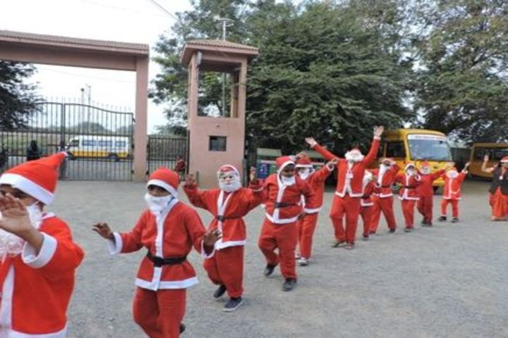 New English School and Junior College-Christmas Day