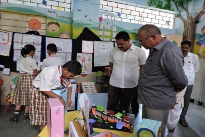 New English School and Junior College-Exhibition