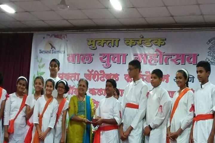 S P M English School-Dance Winners