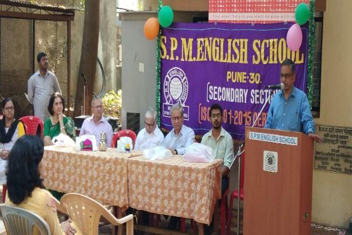 S P M English School-Speech