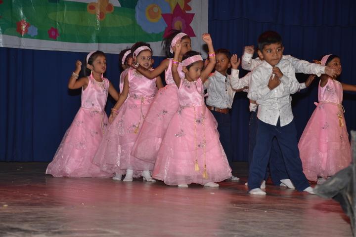 Blue Heavens English Medium School-Annual Day
