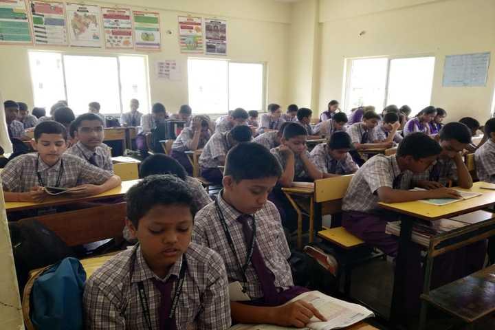 Blue Heavens English Medium School-Classroom