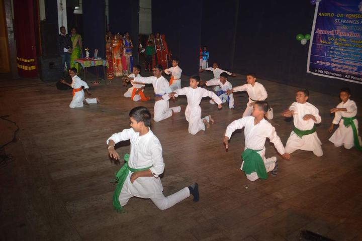 St Francis High School-Dance