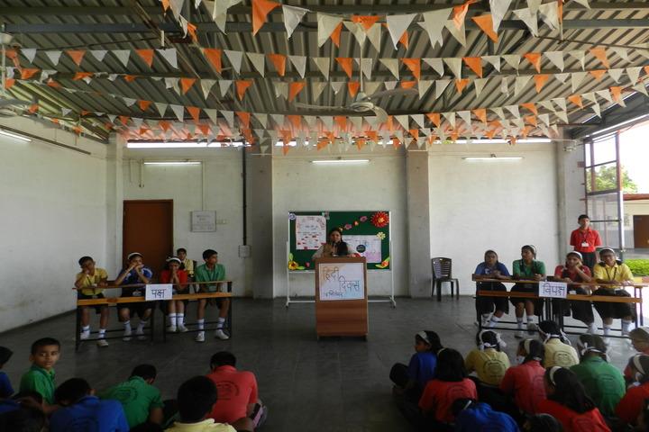St Josephs Convent School-Debate Competition