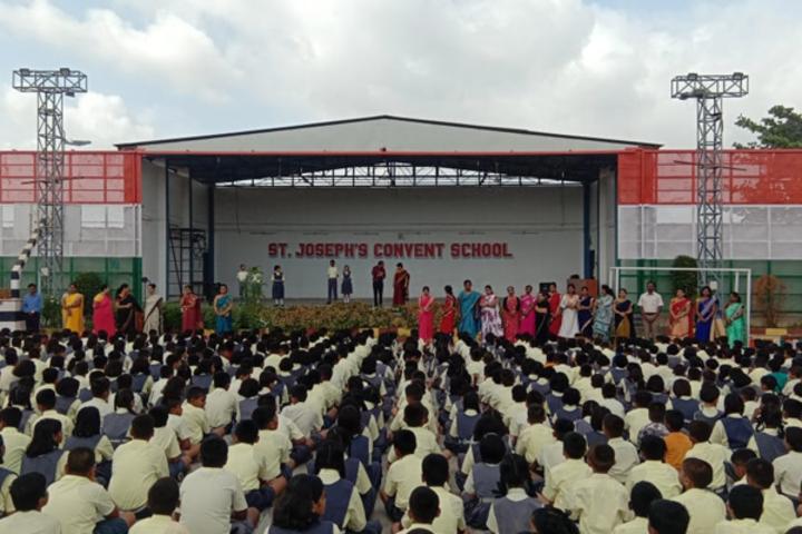 St Josephs Convent School-Event